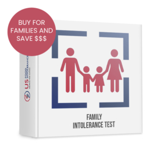 US Family Intolerance Test